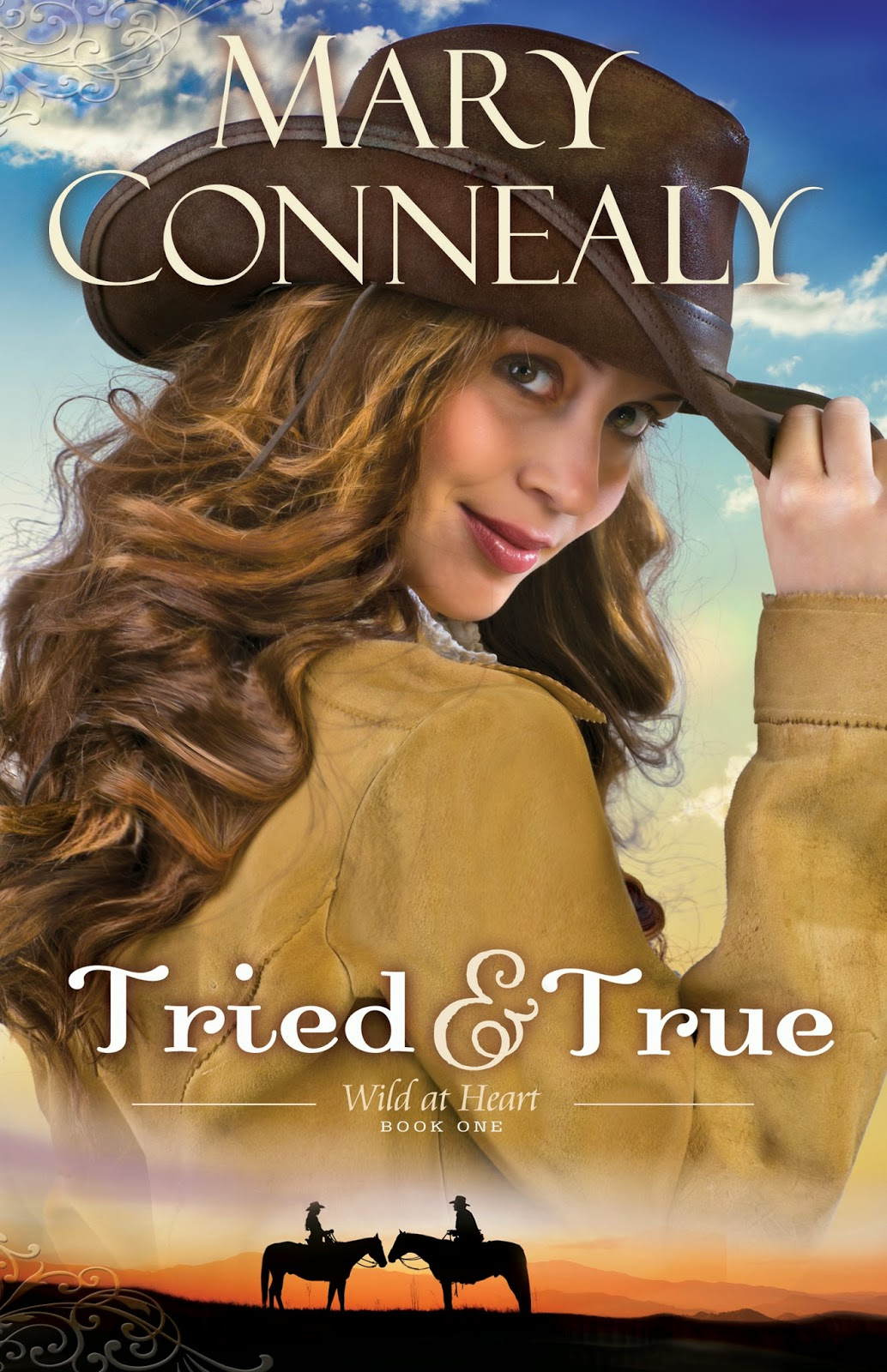 book review of Tried And True by Mary Connealy (Bethany House) by papertapepins