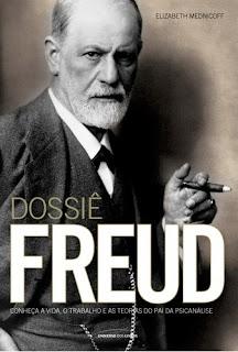 Livro Dossiê Freud - Elizabeth Mednicoff