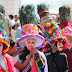 Las fistas más coloridas y vistosas, San Sebastian en Diriamba
