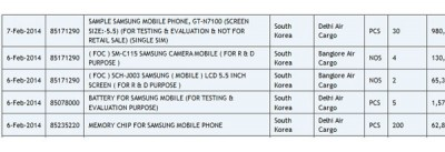 Samsung SCH-J003 Segera Rilis Maret?
