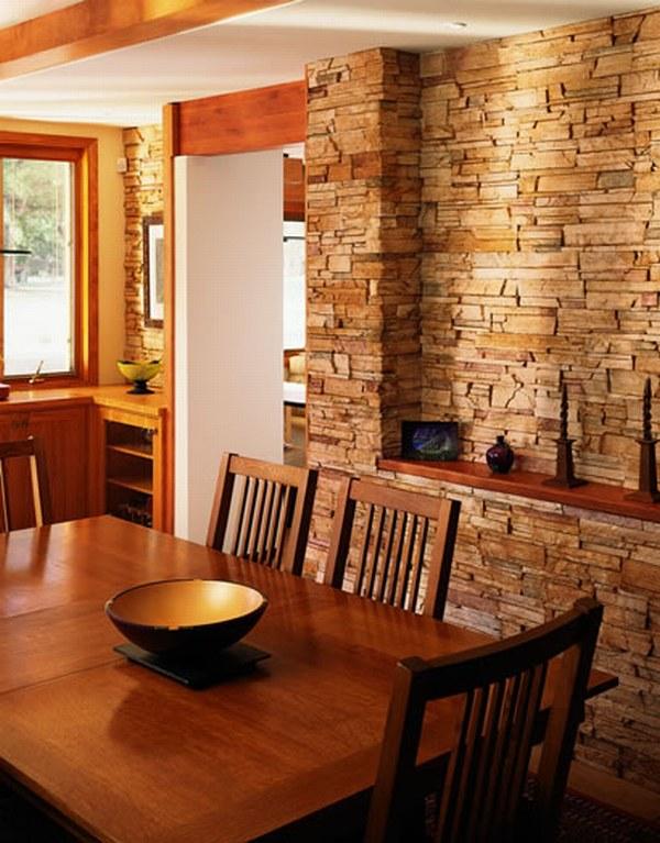 Arquitectura decoracion y mas piedra - Piedra para pared interior ...