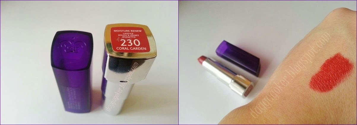 Rimmel London 230 Ruj