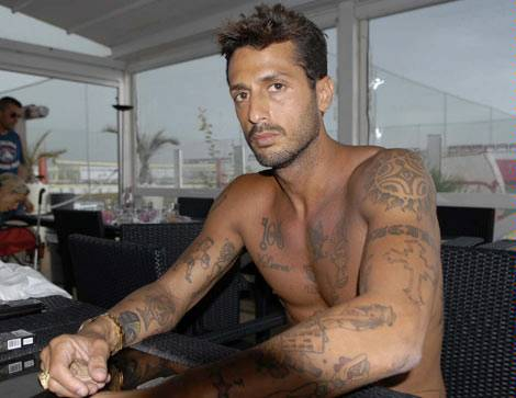 Tatuaggi vip tutti i tattoo di fabrizio corona - Muffa nella doccia ...