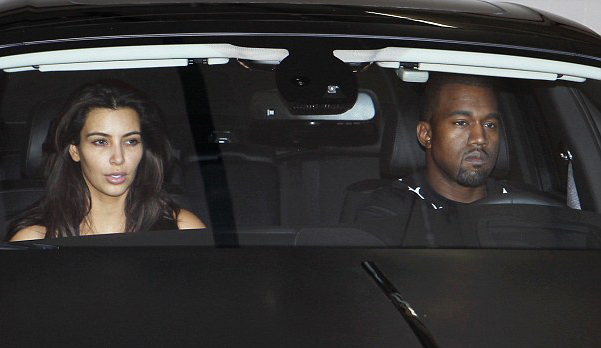 Tv srar Kim Kardashian