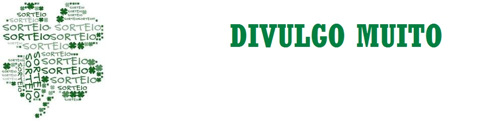 DIVULGO MUITO