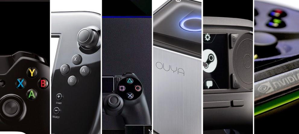 consolas de videojuegos 8 generacion