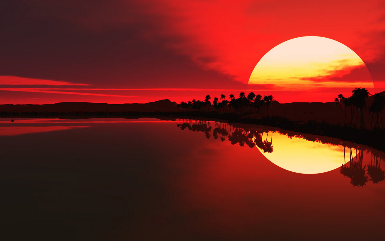 top 10 beautiful sunset hd wallpaper