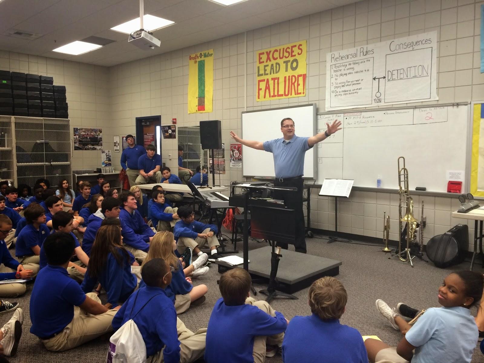 Montgomery Catholic Preparatory School celebrates Catholic Schools Week January 26 - 30 3