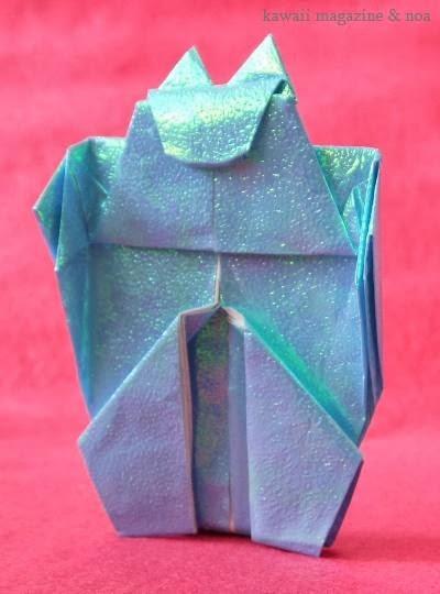 Kawaii*折り紙*チュートリアル♪ ... : 折り紙 ひな人形 作り方 : 折り紙