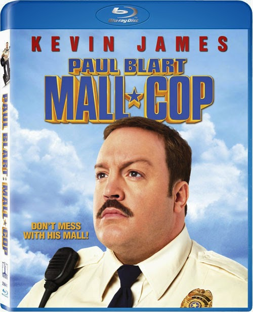 Paul Blart Mall Cop 2009 Dual Audio Hindi 2 English 5.1 BRRip 720p 800mb