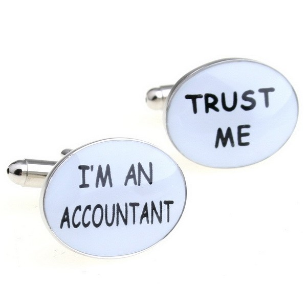 Accountant Cufflinks3