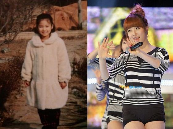 Nam Ji Hyun de 4 minute revela una foto de su infancia 20110627_childhood_nam_jihyun_2