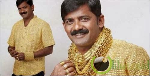 Baju Dari Emas