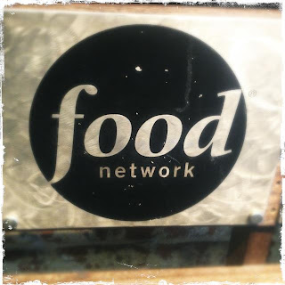 food network sign