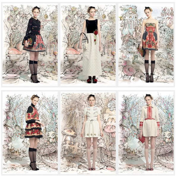 RED VALENTINO NEW COLLECTION