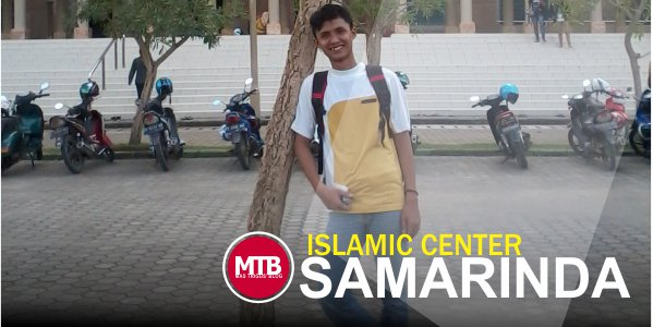 Islamic Center Samarinda - Mas Trigus