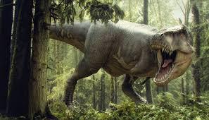 É se dinossauros um dia voltasse a passear pela Terra novamente?