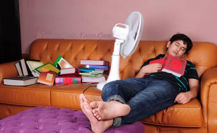 Bahaya dan Manfaat Tidur Dengan Kipas Angin
