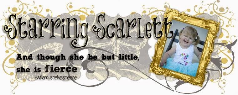Starring Scarlett