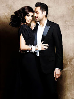 Abhay Deol & Preeti Desai