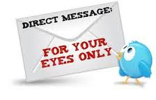 cara direct message massal di twitter