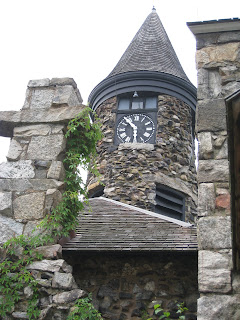St. Hubert's Chapel clock tower