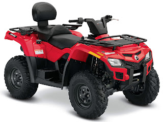 2013 Can-Am Outlander DPS 1000 ATV pictures 1