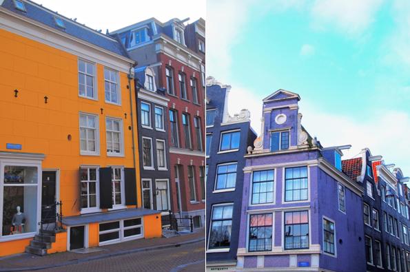 Mr. Bazaar's Colourful View of Amsterdam - Bright Bazaar ...