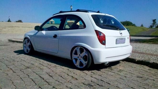 celta rebaixado   rodas 17 only cars   carros