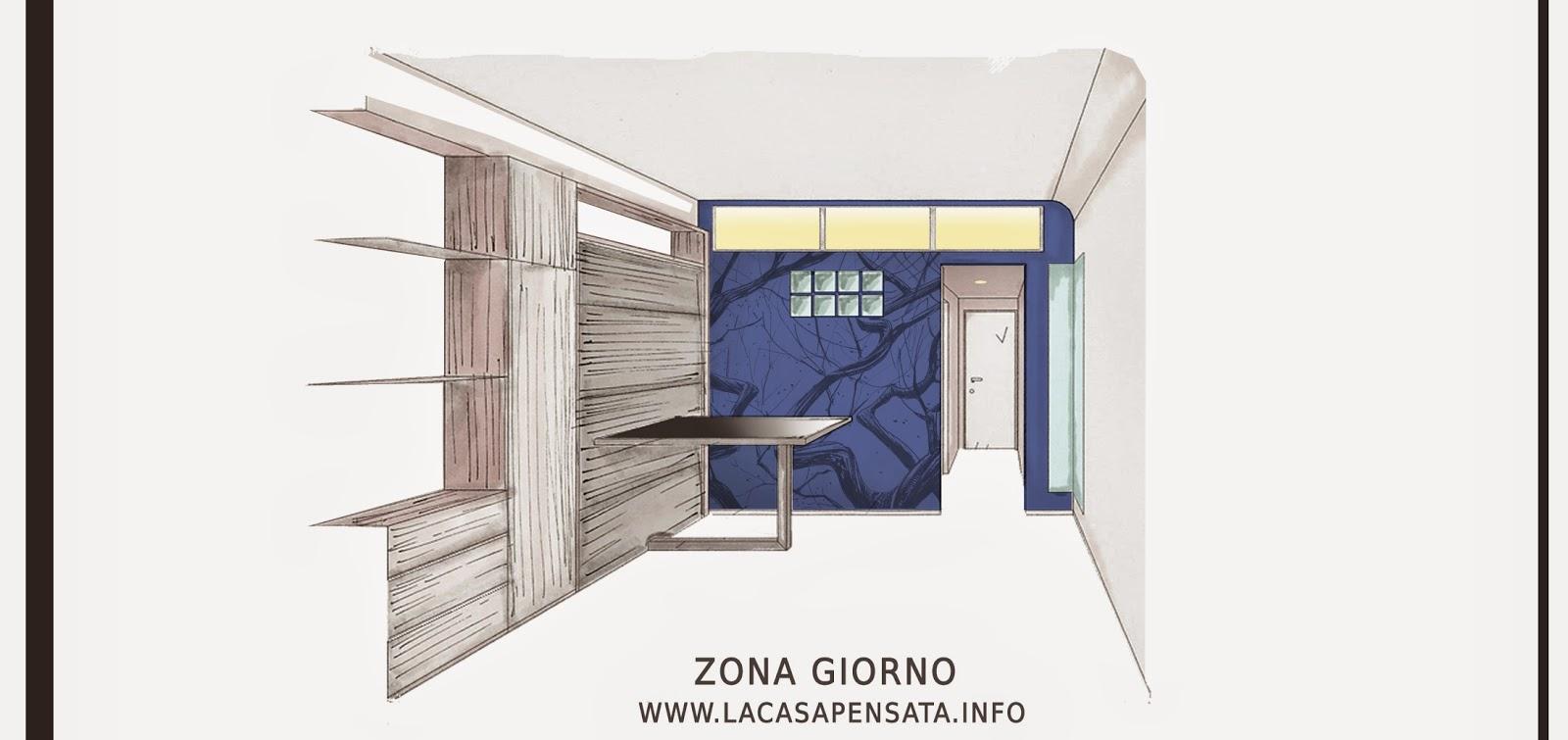 idee per arredare una casa piccola