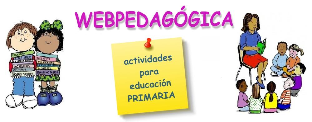 WEB PEDAGÓGICA PRIMARIA
