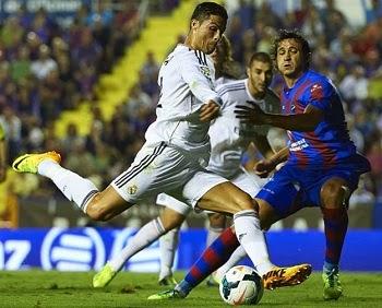 Prediksi Real Madrid vs Levante