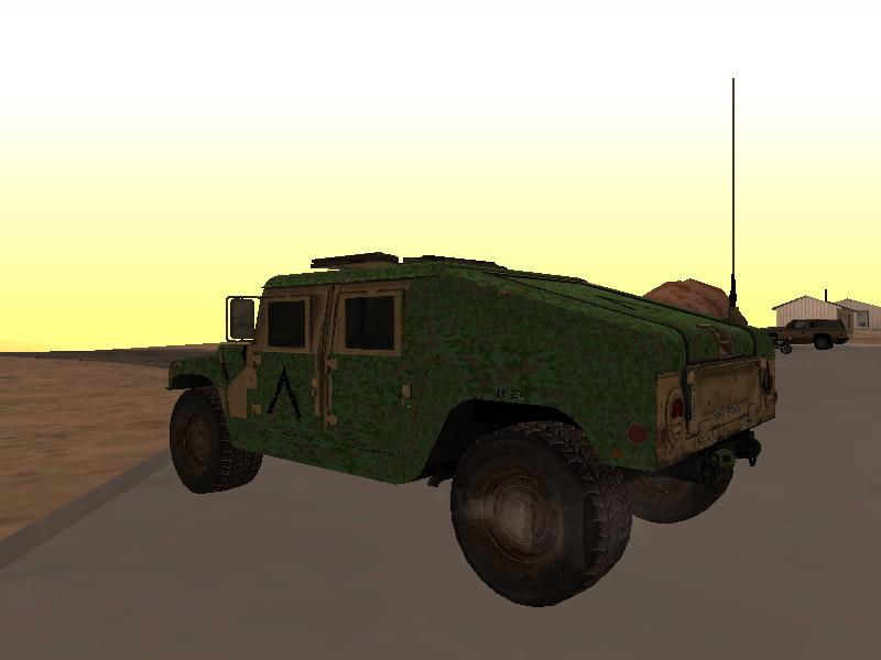 Humvee rural Click here to download this mod
