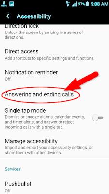 طريقة إغلاق الهاتف عن طريق زر التشغيل