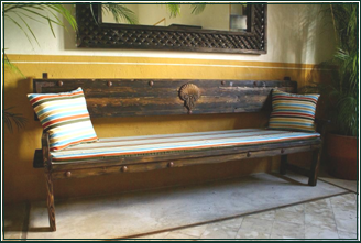 unique mexican rustic furniture image