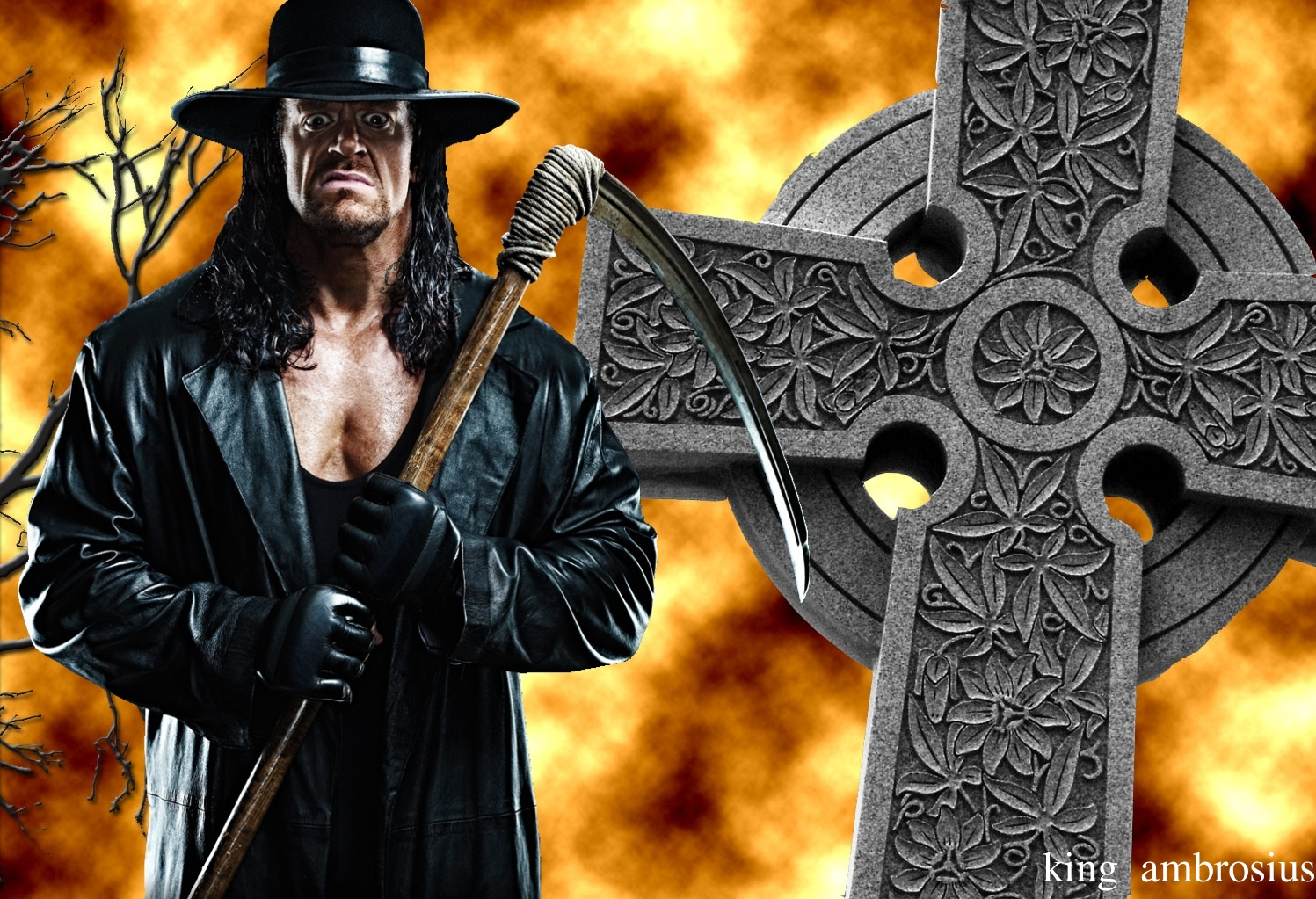 wonderful wallpapers the undertaker hd wallpapers