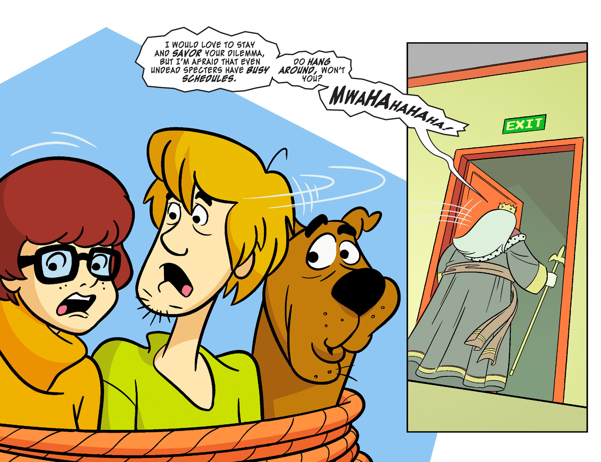 Read online Scooby-Doo! Team-Up comic -  Issue #22 - 4