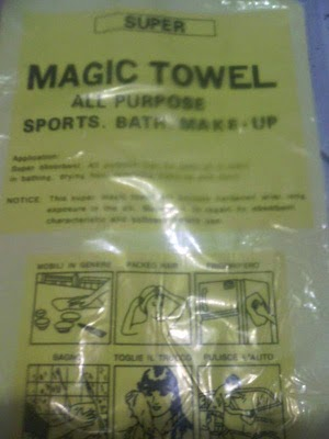 Kanebo Lap Pembersih Magic Towel