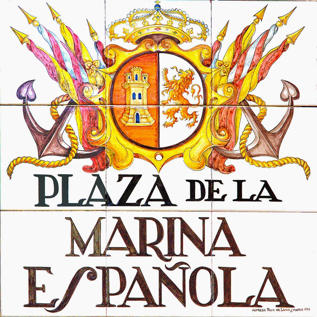 Plaza de la Marina Española