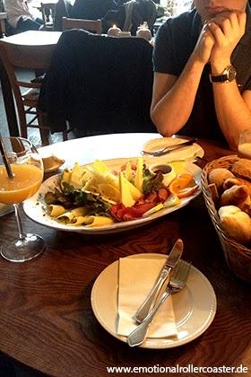Frühstück Tango deluxe bei Zimt und Zucker Berlin