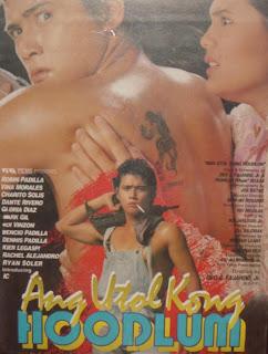Watch Ang Utol kong Hoodlum [Robin Padilla] Online | Ang Utol kong Hoodlum [Robin Padilla] Poster