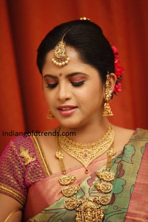 Divine Bridal Gold Jewellery