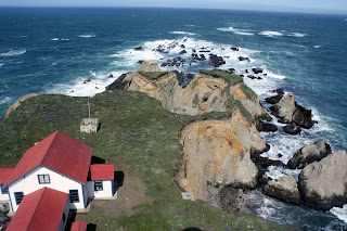 point arena lighthouse view