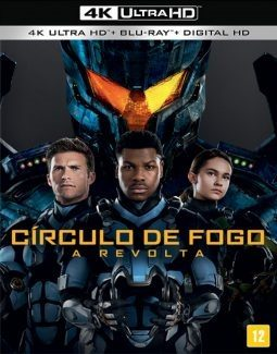 Círculo de Fogo - A Revolta 4K Ultra HD Filmes Torrent Download completo