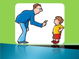 macam-macam hukuman terhadap anak didik atau siswa