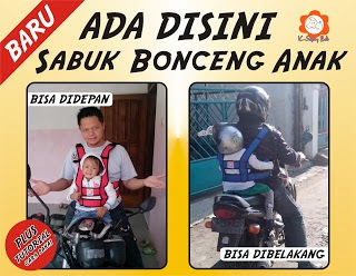 IC Sabuk Bonceng Anak