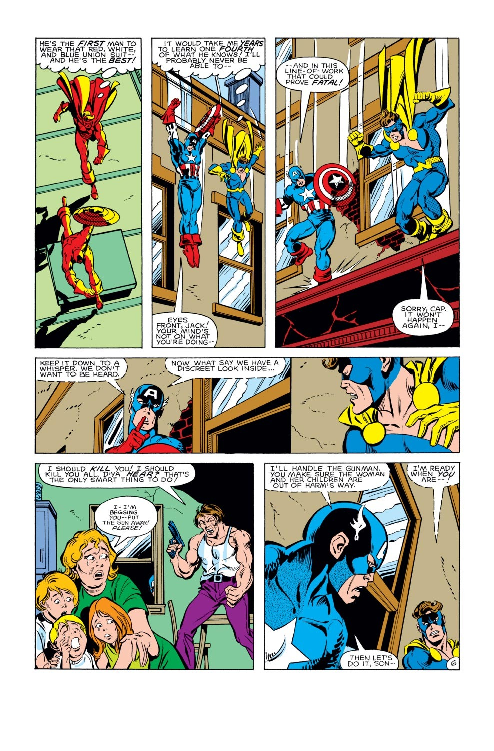 Captain America (1968) Issue #284 #200 - English 7