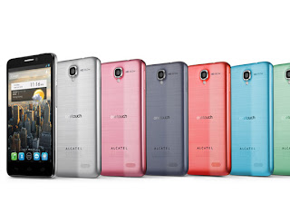 Alcatel One Touch Idol available in 6 colours