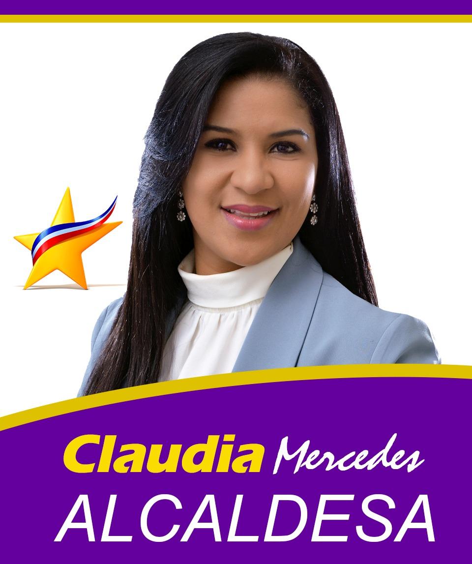 CLAUDIA MERCEDES ALCALDESA