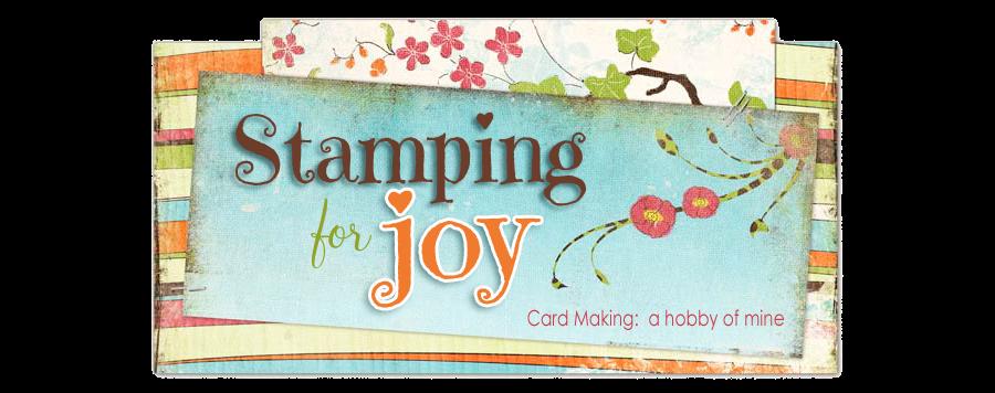 Stamping For Joy